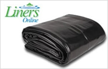 PVC pond liner and how we can help choose the right size pond liner