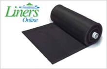 Butyl pond liner 1mm and Butyl pond liner 0.75mm
