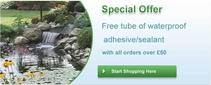Waterproof adhesive and sealant offer
