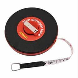 30m surveyor tape measure